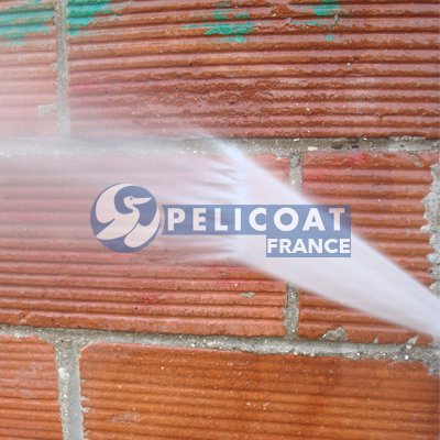 anti graffiti After anti graffiti Pelicoat France cleaning products renovation protection renovation protection