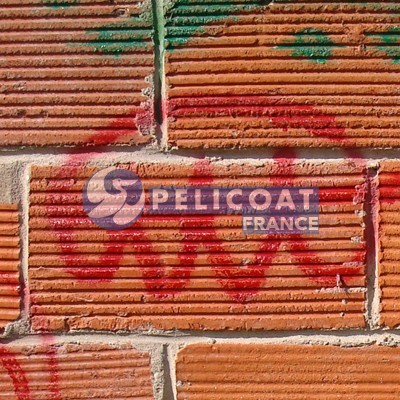 anti graffiti Pelicoat France cleaning products renovation protection