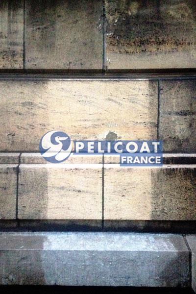 Essai 3 mur en pierre Pelicoat France produits nettoyage renovation protection patrimoine laboratoire pelicoat